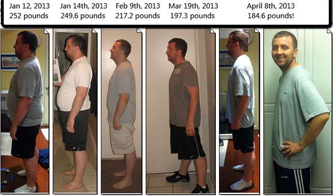Johnathan-Before-and-After-Juicing-for-Weight-Loss